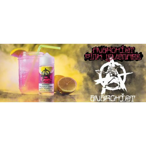 Anarchist - Pink Lemonade 120ml