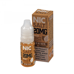 Flawless Nic Salt - Chilled Tobacco 20mg - E liquid 10ml