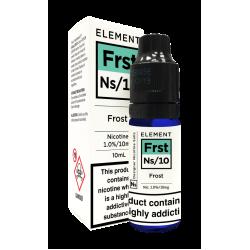 Element NS10 Nic Salt - Frost 10mg - E liquid 10ml