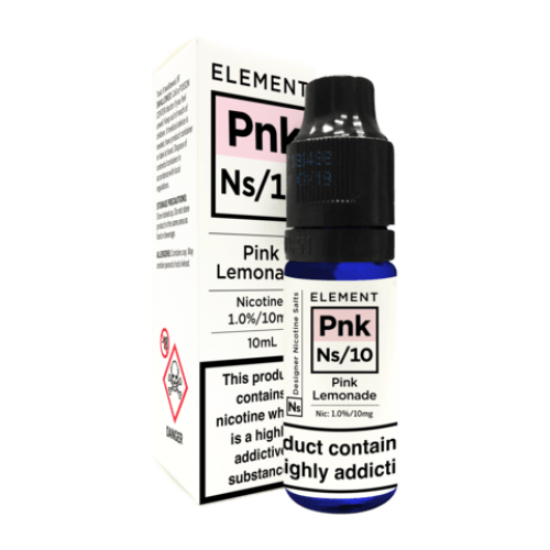 Element NS10 Nic Salt - Watermelon Chill 10mg - E liquid 10ml