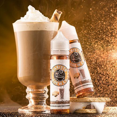 Barista Brew Co - S'mores Mocha Breeze 50ml