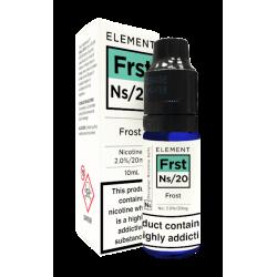 Element NS20 Nic Salt - Frost 20mg - E liquid 10ml