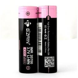 Efan IMR 20700 4300mah 30A Lithium Battery