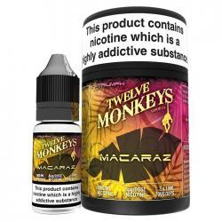 Twelve Monkeys Macaraz - 30ml