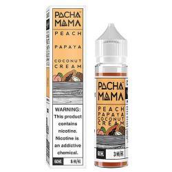 Pacha Mama - Peach, Papaya, Coconut Cream - 50ml