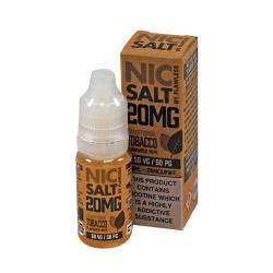 Flawless Nic Salt - Traditional Tobacco 20mg - E liquid 10ml