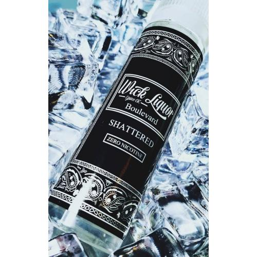 Wick Liquor Boulevard Shattered - 50ml