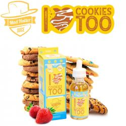 I Love Cookies Too by Mad Hatter - 60ml