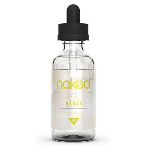 Naked 100 - Go Nanas 50ml