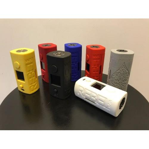 The Rebel Mod - YiHi 550j 200w Bluetooth TFT Chip