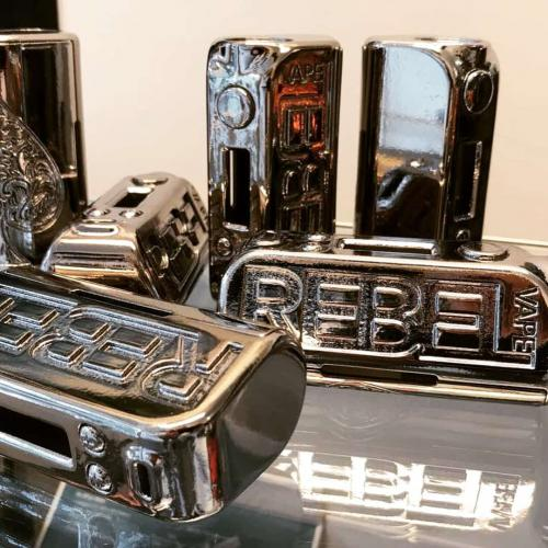 The Rebel Mod - Chrome Series Collection (Limited Edition) - £POA
