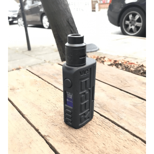 The Rebel Mod - Evolv DNA 75C (Single 2x700)