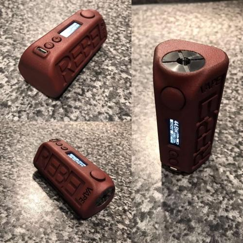 The Rebel Mod - YiHi 350j V2 (200w) 2 x 18650