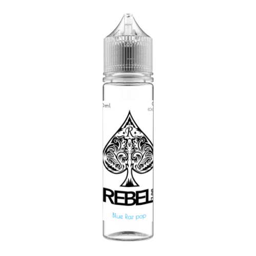 Rebel Vape - Blue Raz Pop 50ml