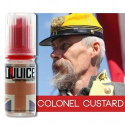 T-Juice - Colonel Custard 30ml