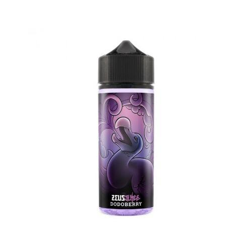 Zeus Juice - Dodoberry -100ml Short-fill 0mg
