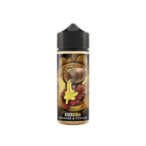 Zeus Juice - Rhubarb & Custard -100ml Short-fill 0mg