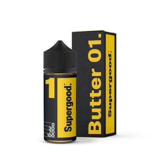 Super good - Butter 01. 100ml 0mg