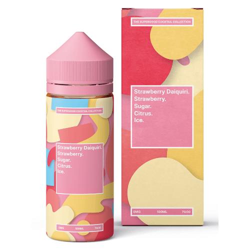 Super Good - Strawberry Daiquri - 100ml Short-fill 0mg