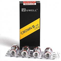 Uwell Crown Sub Ohm Coils - 4 Pack