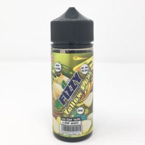 Fizzy - Yellow Pear 120ml Shortfill 0mg