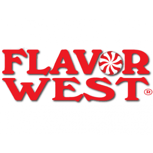 Flavor West - Blueberry Cotton Candy