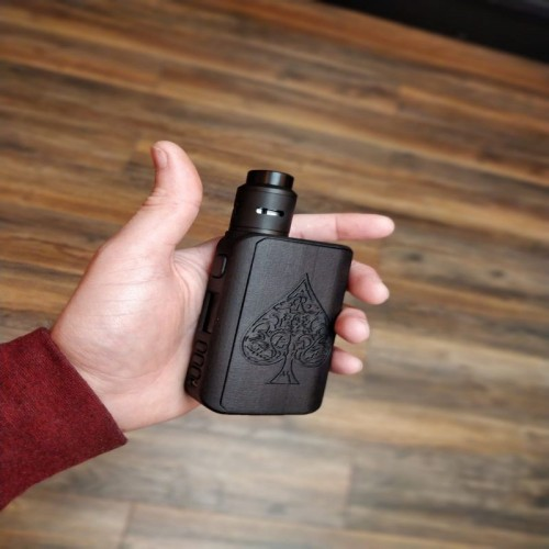The Rebel Mod Inline - Evolv DNA 250C (Dual 2x700)