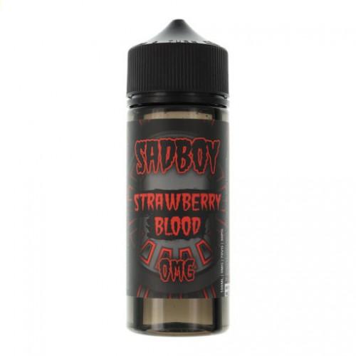 Sadboy - Strawberry Blood - 100ml - Shortfill