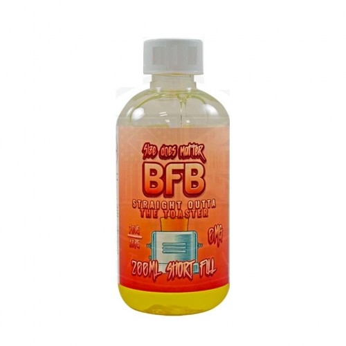 BFB Straight Outta the Toaster 200ml Short Fill