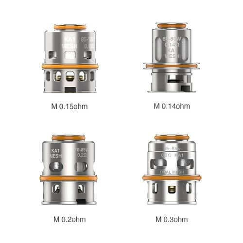 Geekvape Z Max Tank Replacement Coils (5pcs/pack)