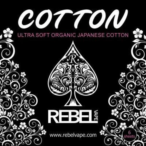 Rebel Vape - Ultra Cotton