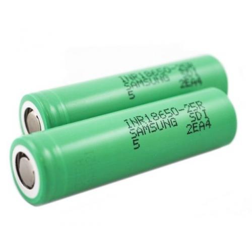 Samsung 18650-25R 2500mAh Battery - NEW