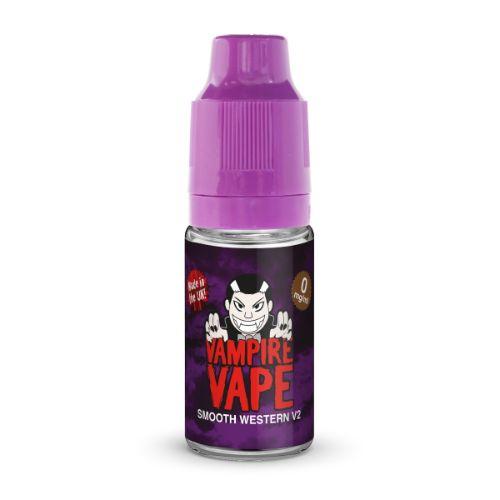 Vampire Vape - Smooth Western V2 10ml