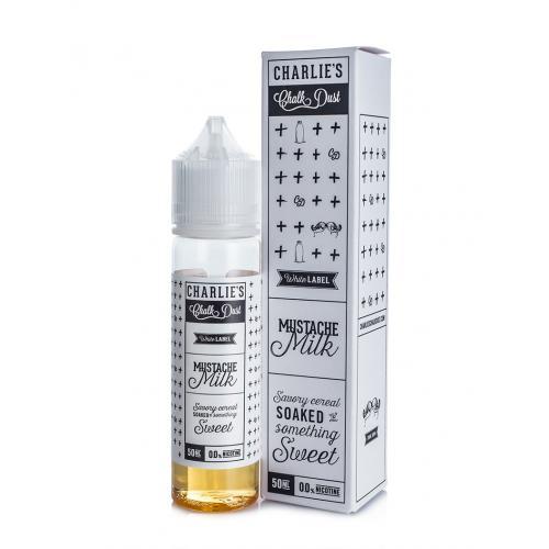Charlies Chalk Dust - Mustache Milk - 50ml